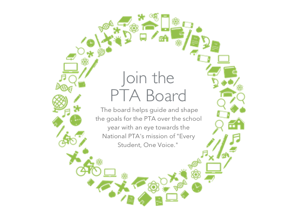 Join the PTA Executive Board