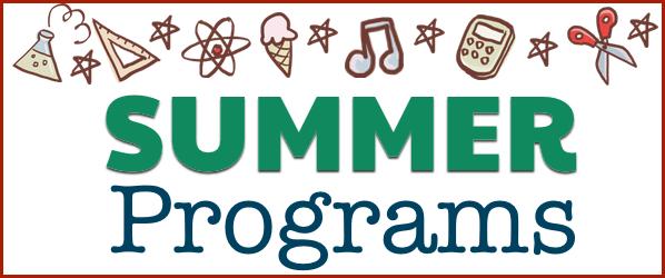 Summer Programs at Stoneleigh