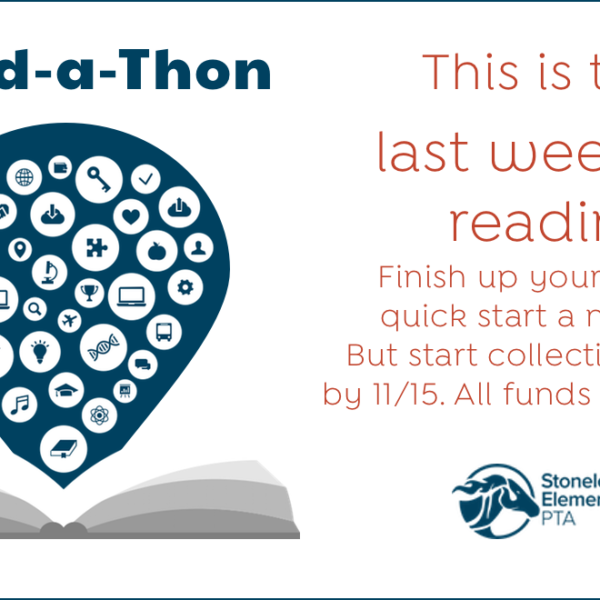 Last Week for Read-a-Thon