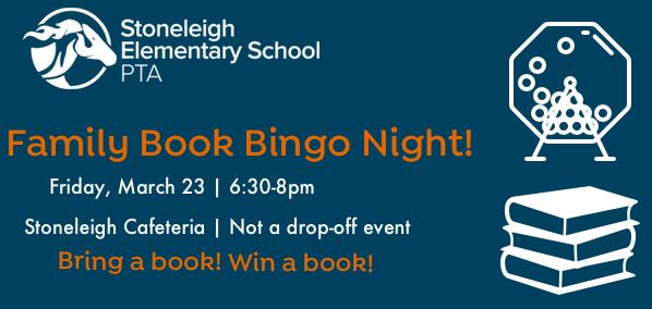 Book Bingo Event!