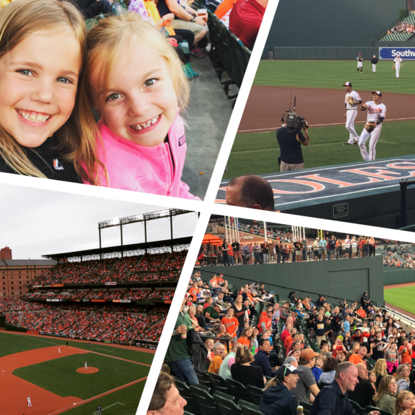 Stoneleigh PTA Night at Oriole Park
